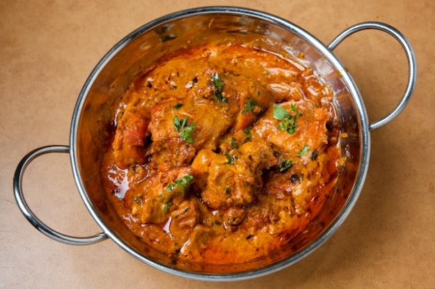 Butter Chicken or Murg Makhni